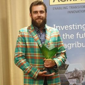 Simon Gourley is New Zealand's Young Horticulturist 2019