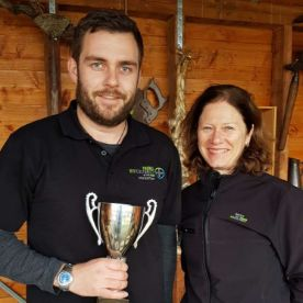 Simon Wins Otago Region Young Viticulturist of the Year Competition.